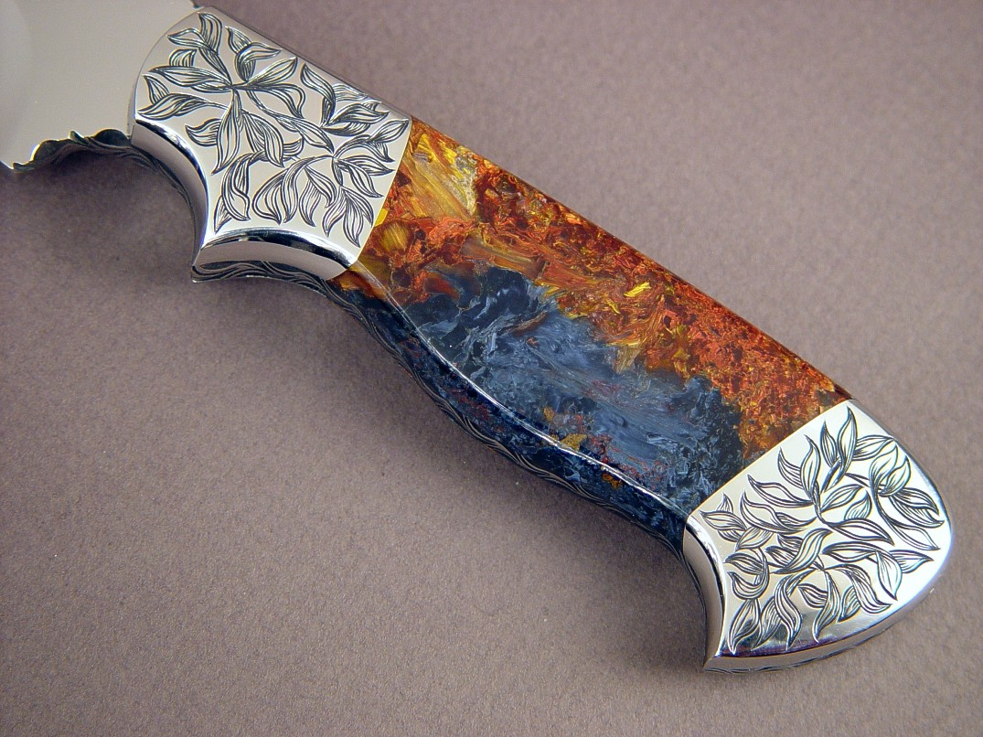 Quot Altair Quot Fine Custom Handmade Knife By Jay Fisher