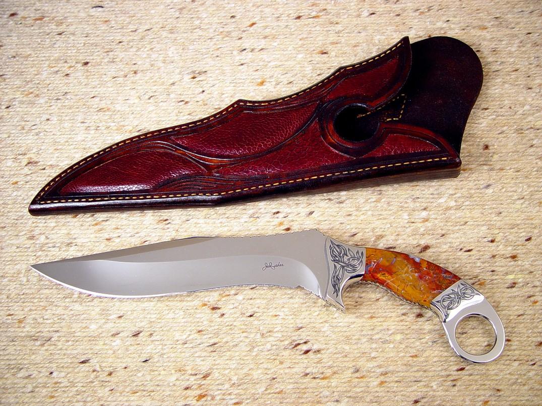 Quot Argiope Quot Tactical Art Knife