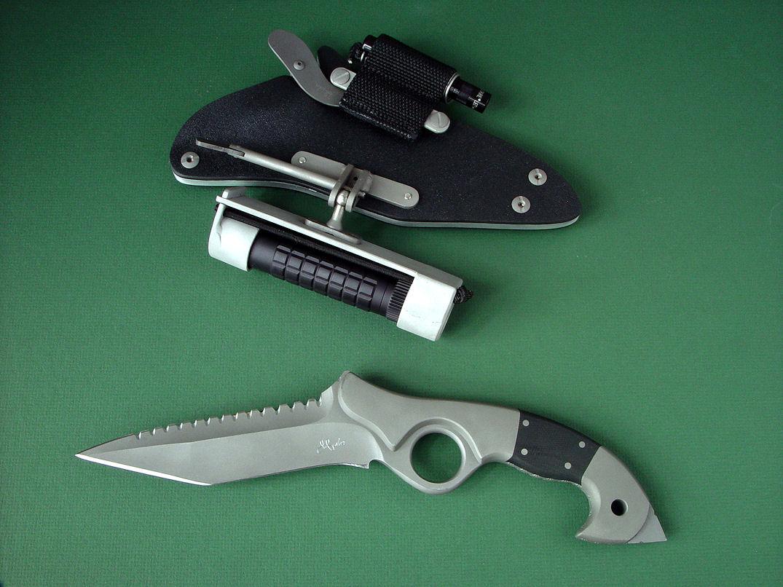 Quot Aryeh Quot Idf Yamam Counter Terrorism Tactical Combat Knife