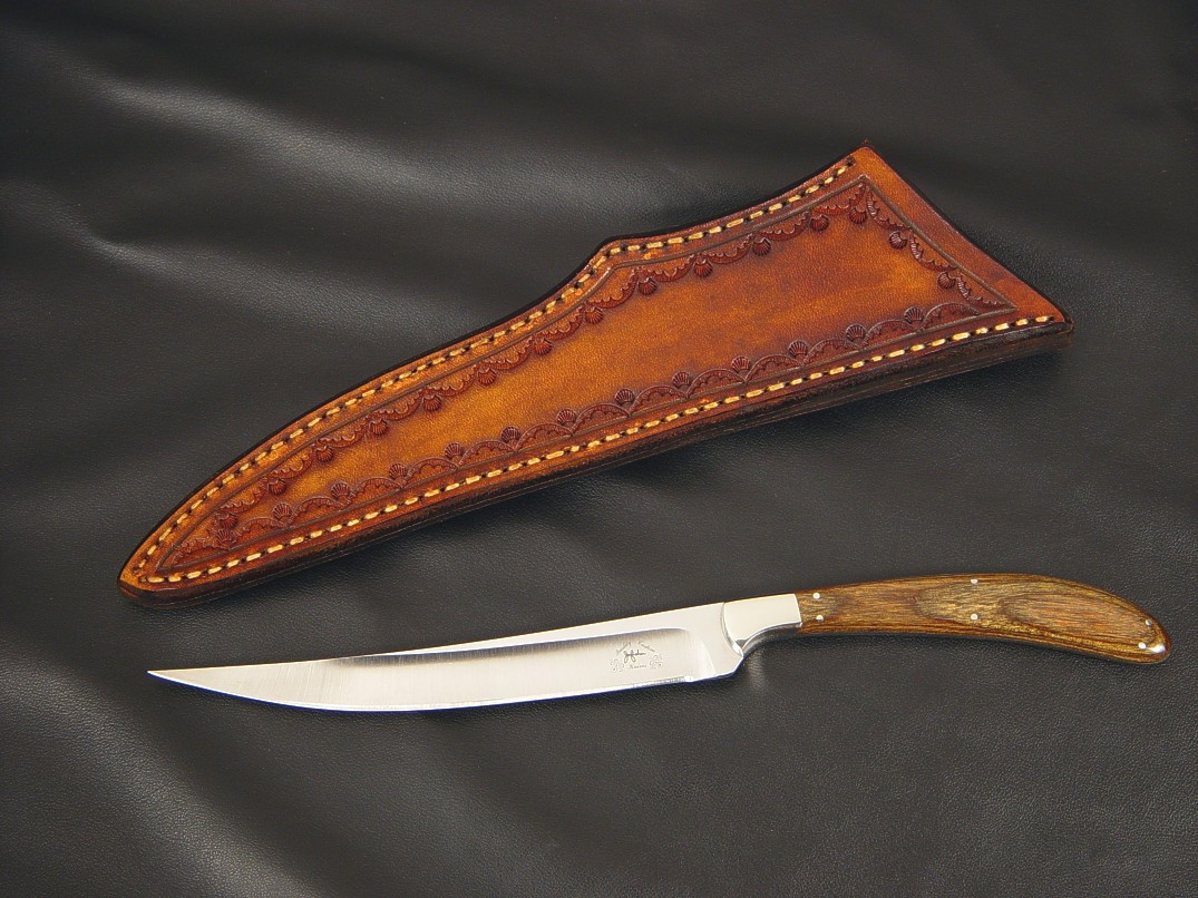 Quot La Cocina Quot Quot Boning Quot Custom Chef S Knives By Jay Fisher