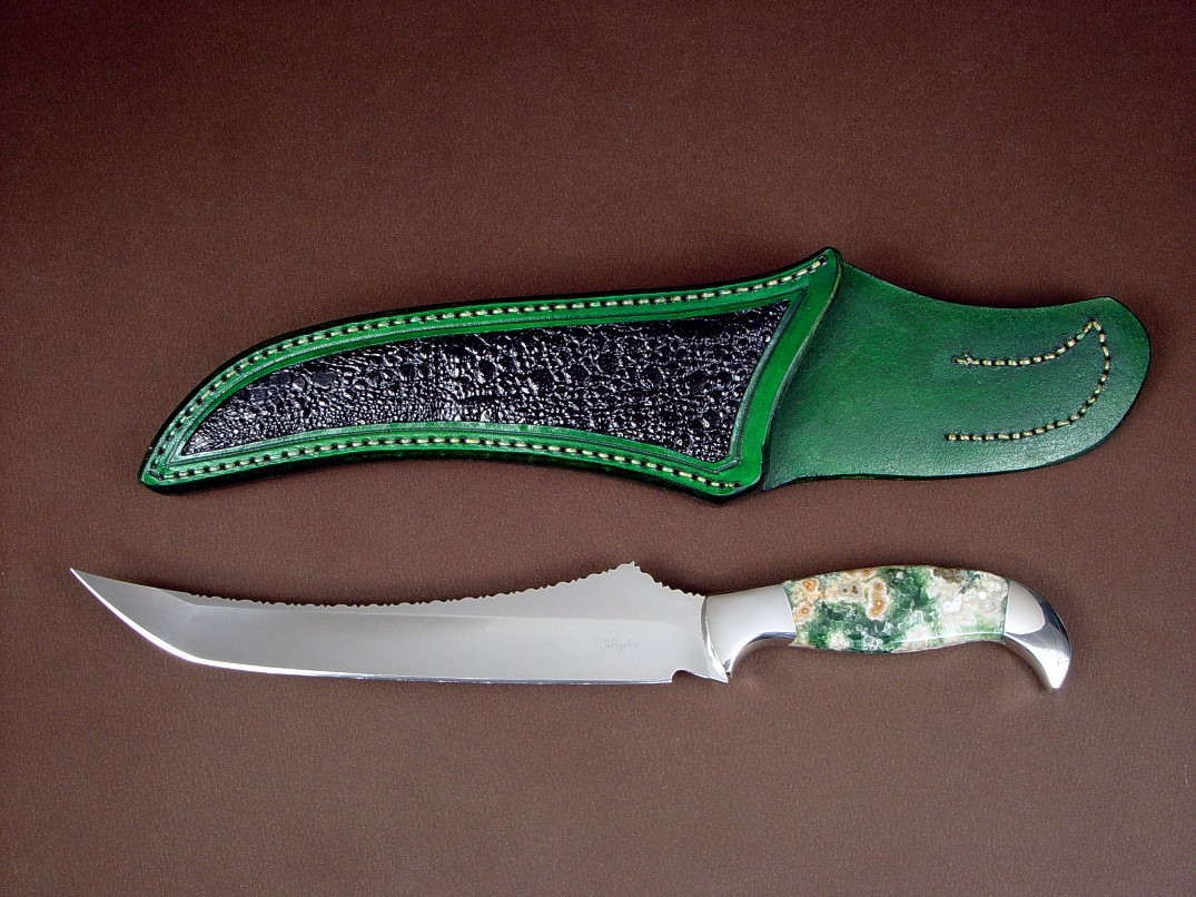 Quot Dagon Quot Custom Fillet Carving Boning Chef S Knife By