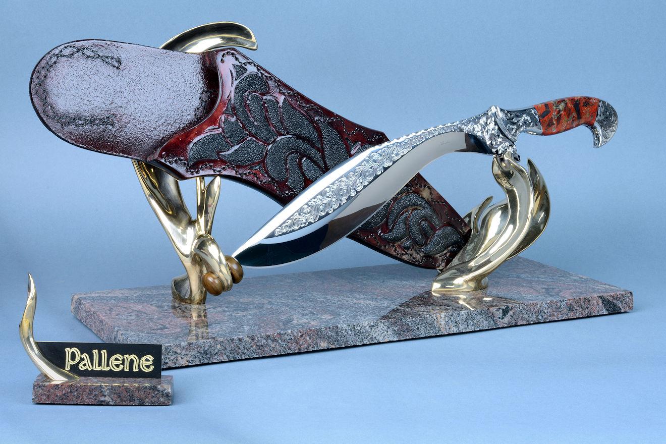 Khukris Kukris Khukuris Fine Handmade Knives By Jay Fisher
