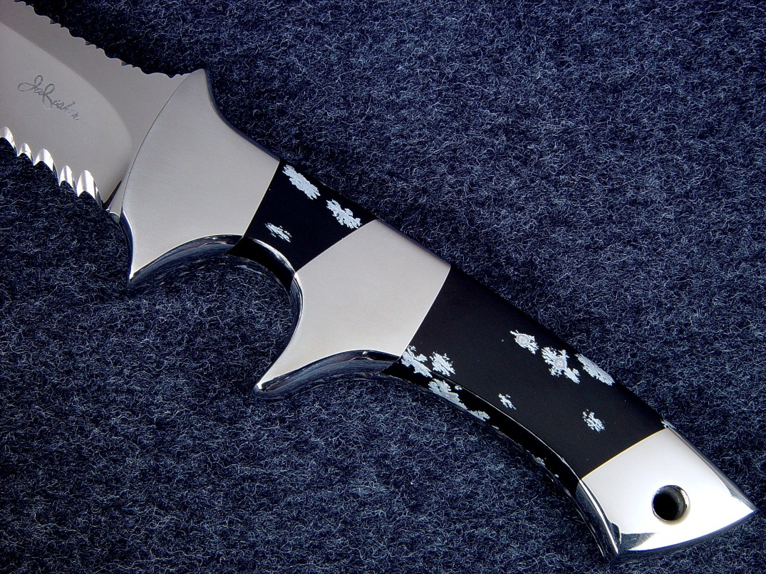 What Does Ats Mean >> Custom Knives by Jay Fisher