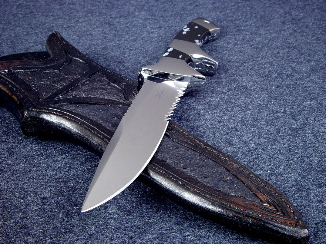 Quot Patriot Quot Fine Handmade Custom Knife By Jay Fisher