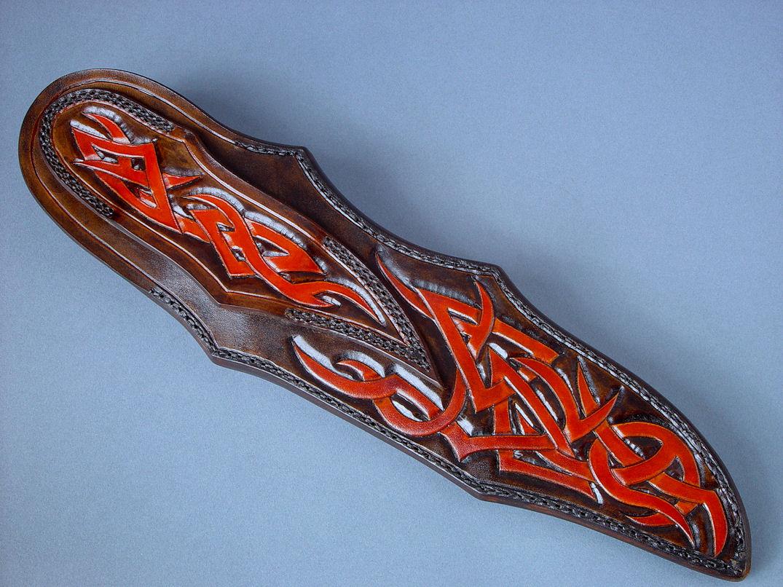 Quot Tribal Quot Helhor Fine Custom Handmade Knife Sculpture By