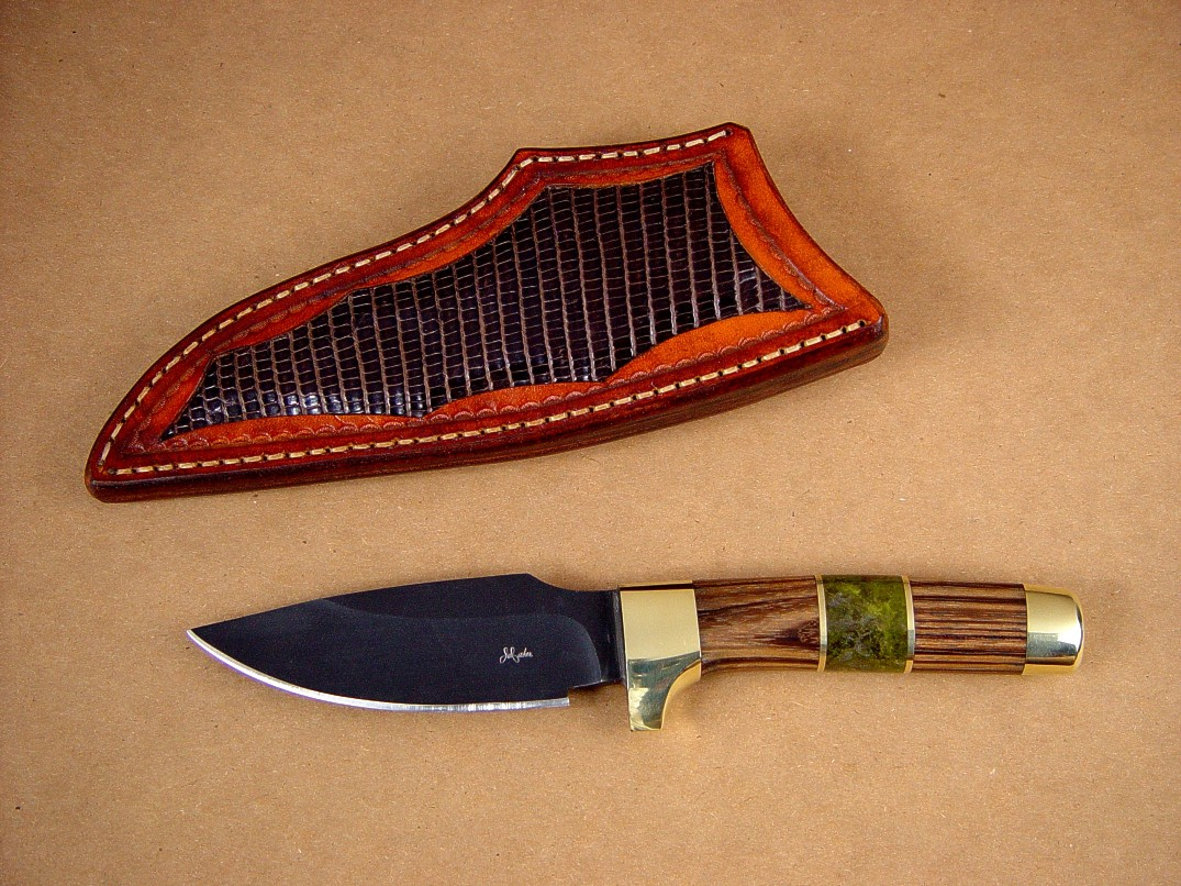 Quot Alamogordo Quot Fine Handmade Knives By Jay Fisher